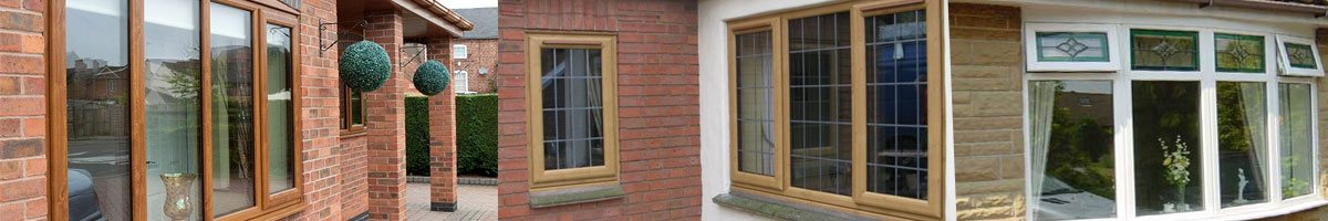 bay Upvc windows