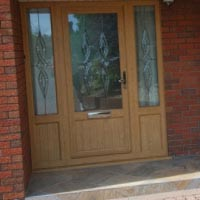light oak doors